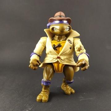 Figurka Detektyw Don tmnt Wojownicze Żółwie Ninja