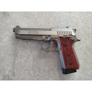 Wiatrówka Swiss Arms SA92 Blow Back  -  zestaw