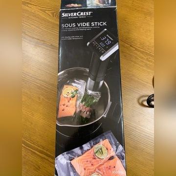 Cyrkulator do gotowania sous vide SilverCrest
