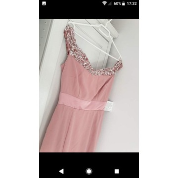 Sukienka ASOS S 36 maxi