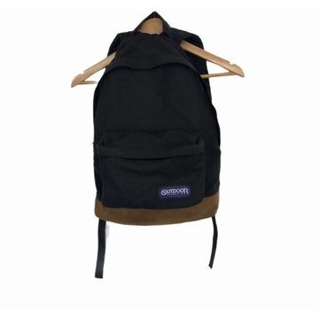 Plecak Outdoor made in USA czarny