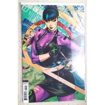 BATMAN #92 CARD STOCK ARTGERM VAR ED [DC Comics]