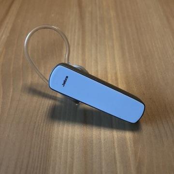 Jabra zestaw słuchawkowy biały bluetooth sprawny