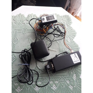 Zestaw Głośnomówiący Bury   Bluetooth do samochodu