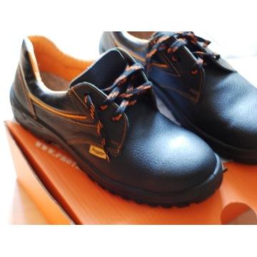 Nowe buty robocze bezpieczne Protektor r. 46