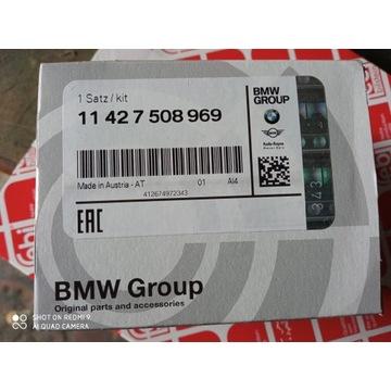 Filtr oleju i powietrza E46 bmw