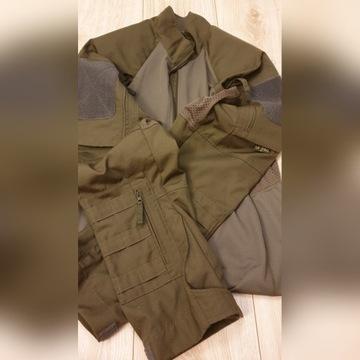 STRIKER XT GEN.2 COMBAT SHIRT - XL, brown grey