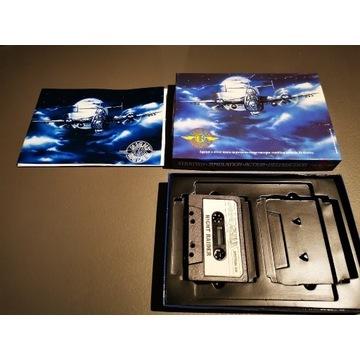 ZX spectrum gra, box, Night Rider