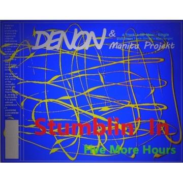 "Manitu Projekt ""Stumblin´In"" (CD Maxi-Single)"