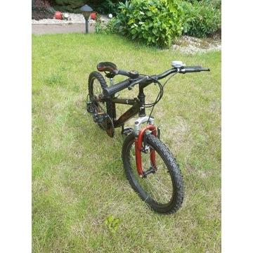 Rower BMX GURU