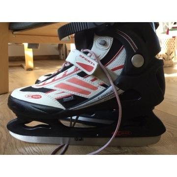 HY SKATE Amaze II  łyżwy hokejowe rozmiar 44