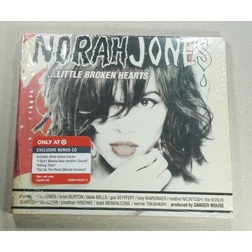 Norah Jones - Little Broken Hearts (2 CD/Target)