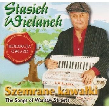 STASIEK WIELANEK - SZEMRANE KAWAŁKI CD Warszawskie