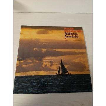 Płyta winylowa Folk Hits from Across the Sea 5