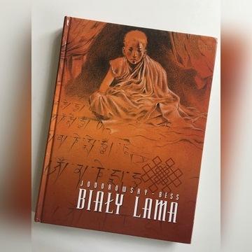 Jodorowsky - Biały Lama - plansze europy