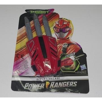 Power Rangers ręka