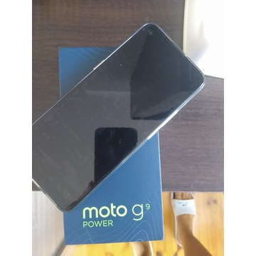 Smartfon Motorola Moto G9 power