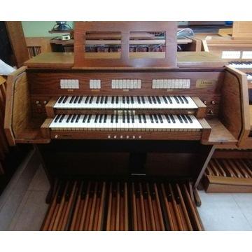 Organy kościelne Viscount Domus 830