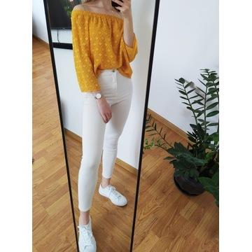 Żółta koszula Tu 10