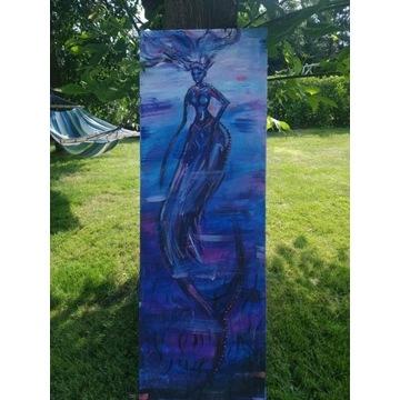 "Obraz akrylowy ""Queen of the oceans"""