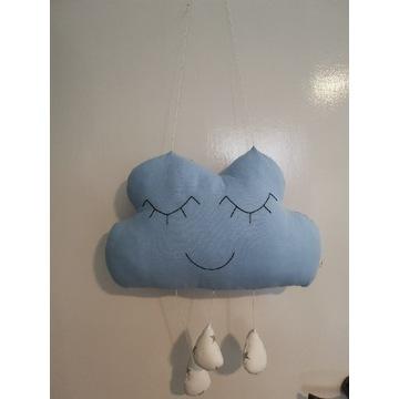 Chmurka zawieszka ozdoba pokój dziecka