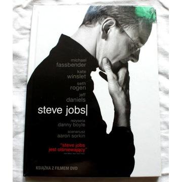 Steve Jobs - oryginalny DVD w folii