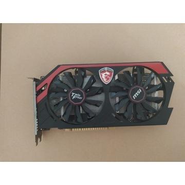 MSI GeForce GTX750 Ti 2048MB