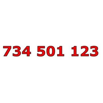 734 501 123 ŁATWY ZŁOTY NUMER STARTER