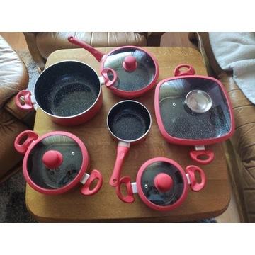 Garnki z powłoką ceramiczną