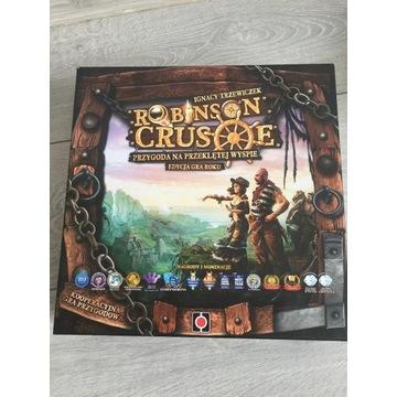 Robinson Crusoe - Przygoda na przeklętej wyspie