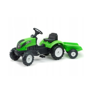 Traktor na pedały z PRZYCZEPĄ FALK 2057J