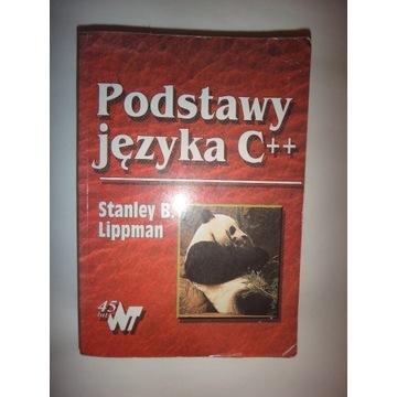 Podstawy języka C++ - Stanley B. Lippman - 1994