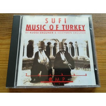 Kudsi Erguner - Sufi Music of Turkey
