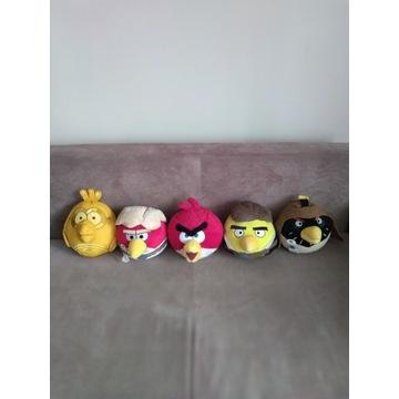 Angry Birds zestaw maskotek-5 szt.