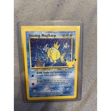Pokemon Celebrations Shining Magikarp 66/64 !!!!