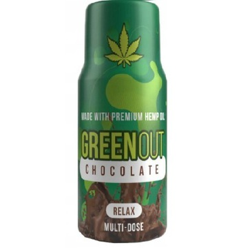 Green Out Relax Chocolate – olejek konopny 200mg