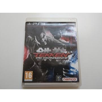 Tekken Tag Turnament 2 PS3 + GT5 PS3 GRATIS