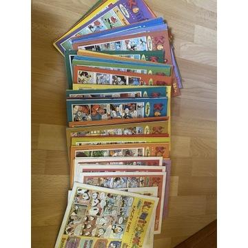 "Kolekcja komiksów ""Komiksowo"" Kaczy fart 49 szt."