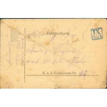 1916 - Kańczuga (Przeworsk) kamufl.st.okręg.IX-324