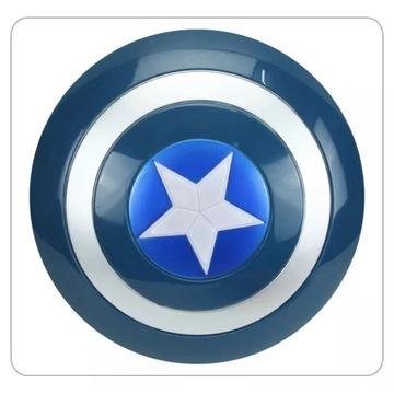 Tarcza kapitana ameryki dla dzieci Marvel Kids Led
