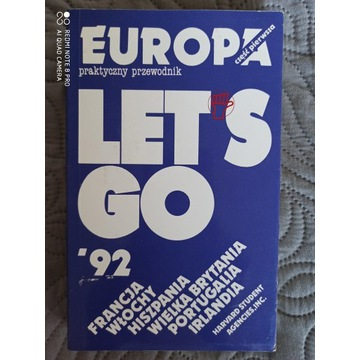 EUROPA LETS GO '92 CZĘŚĆ I