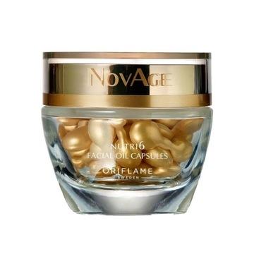 Kapsułki do twarzy NovAge Nutri6