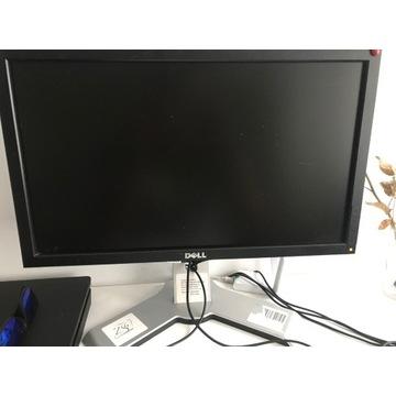 Dell optiplex 740 doinwestowany + monitor