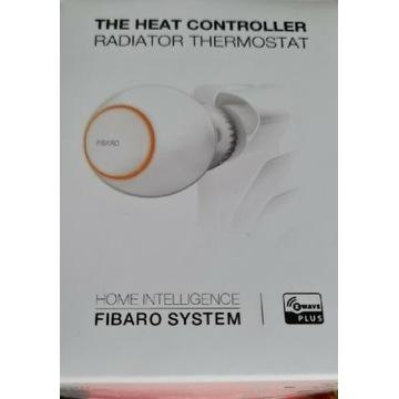 Fibaro The Heat Controller FGT-001 + czujnik