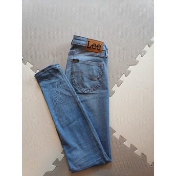 Lee jeansy skinny fit