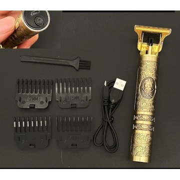 2021 Barber trymer 0mm/maszynka do włosów. HIT