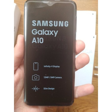 Samsung Galaxy A10 Czarny