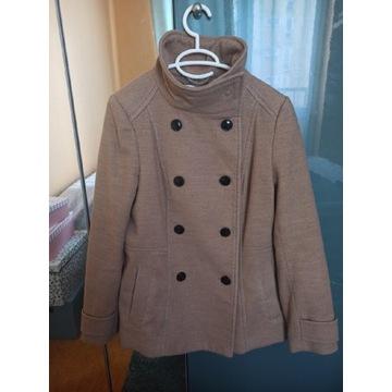 Płaszczyk jesienny H&M, rozmiar 38