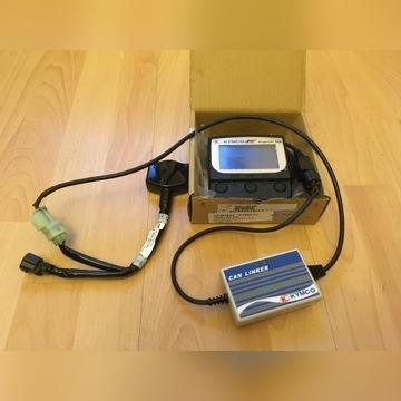 Kymco komputer diagnostyczny, oryginał, nowy AK550