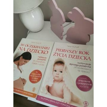 Książki W oczekiwaniu na dziecko I i II tom